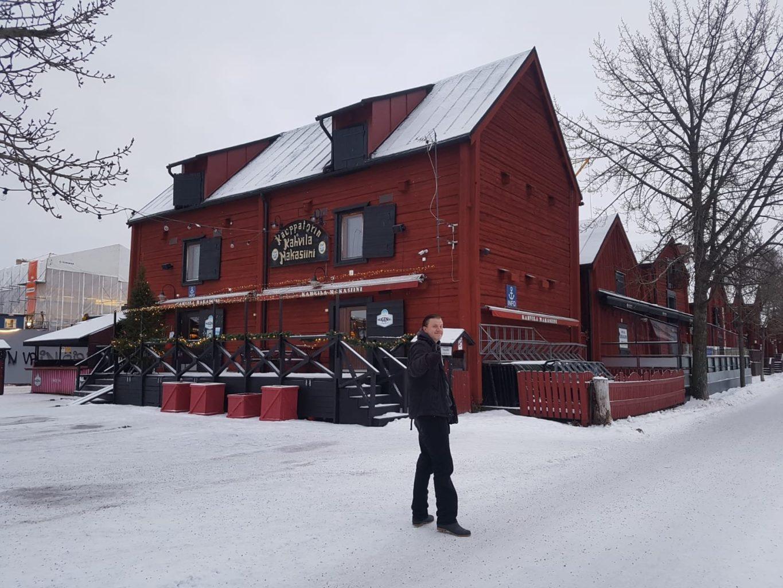 Holzhaus Oulu