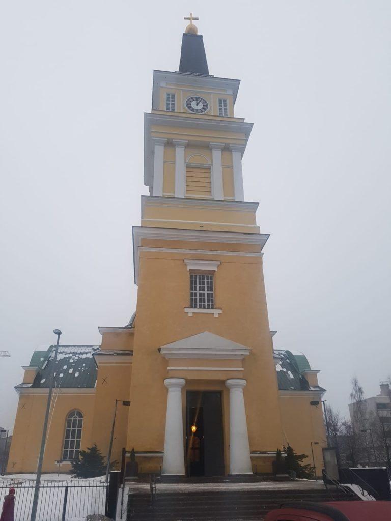 Attraktionen in Oulu