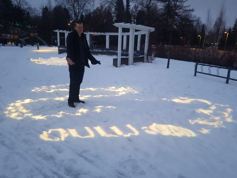 Olli in Oulu