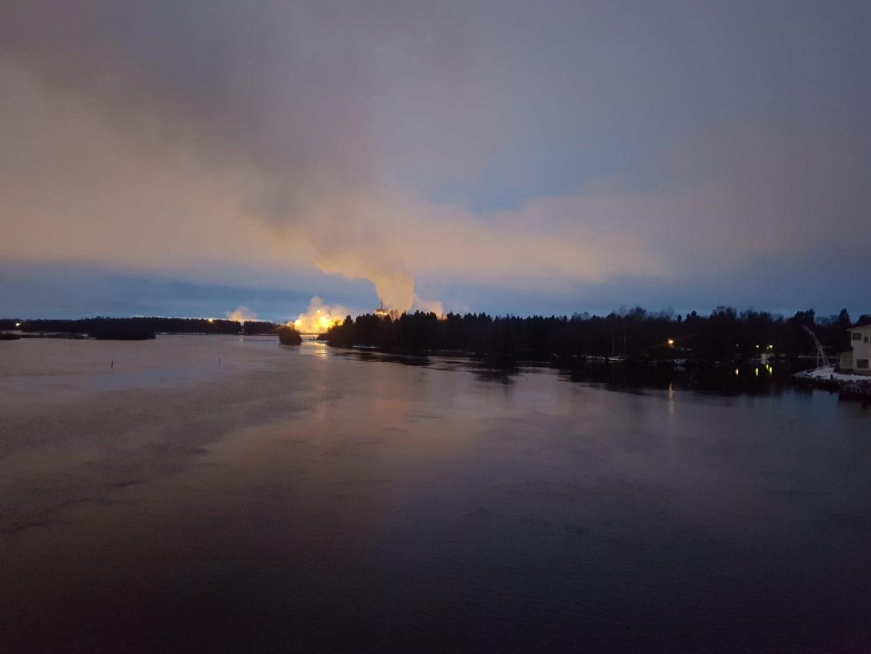 Spaziergang durch Oulu