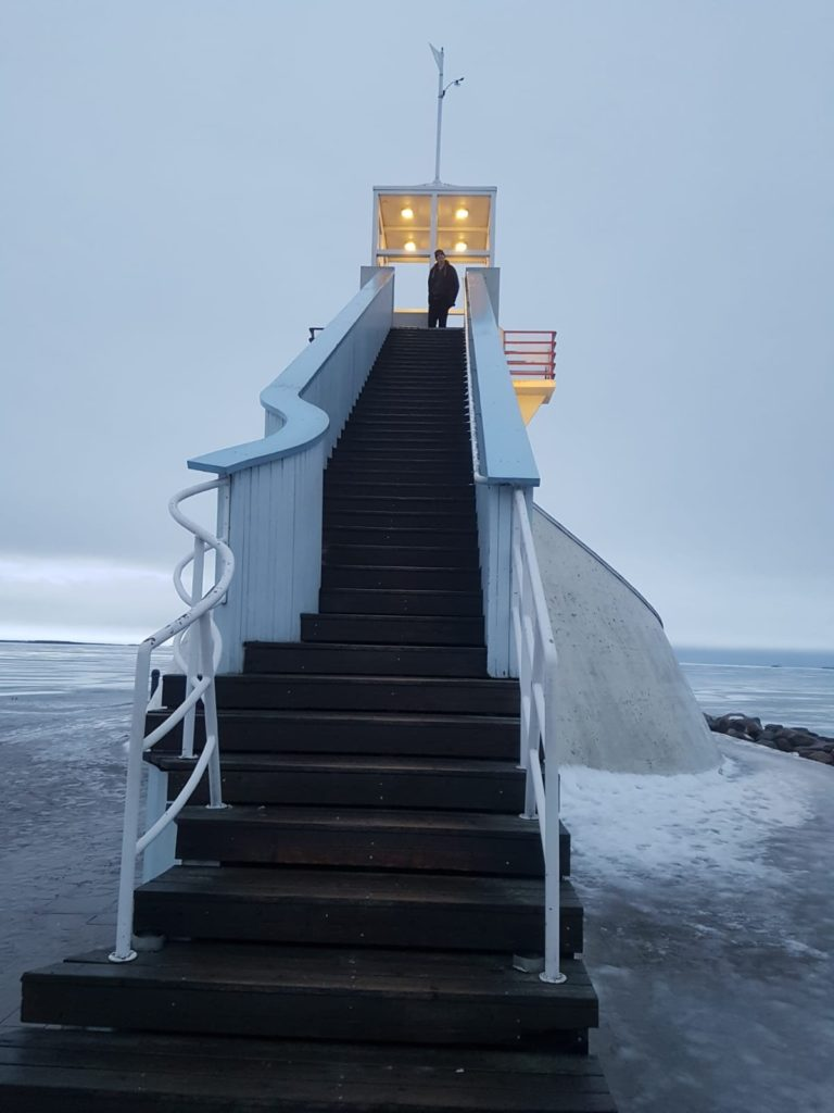 Leuchtturm Oulu