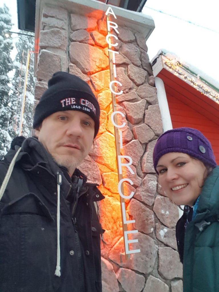 Arctic Circle Polarkreis