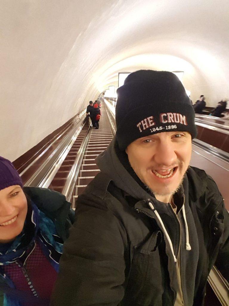 U-Bahn St. Petersburg