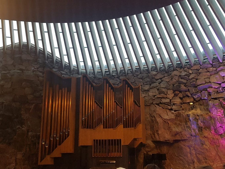 Steinkirche Helsinki