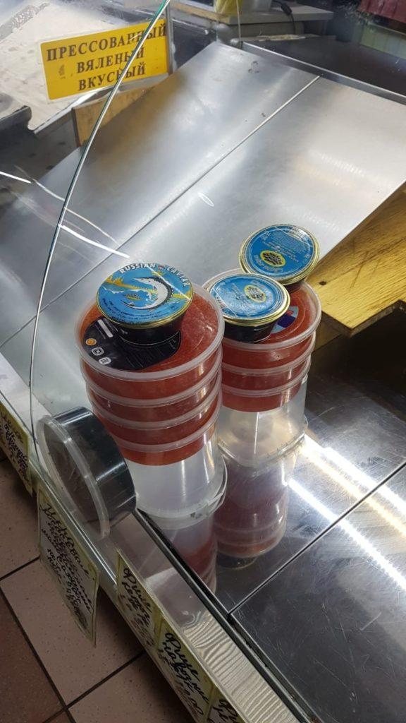 Kaviar aus Irkutsk