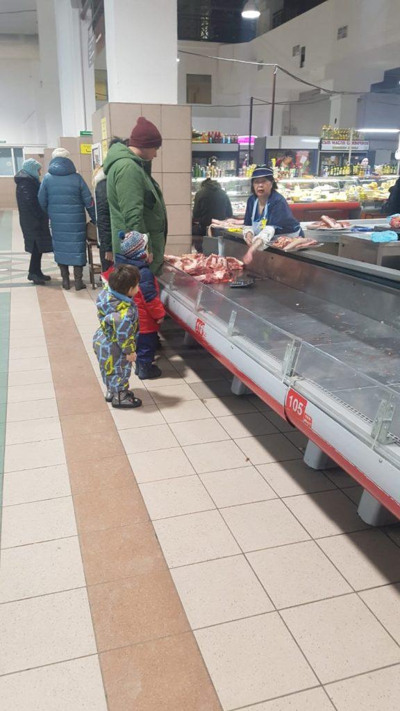 Irkutsk Food Market