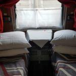 1. Klasse Transsib Betten