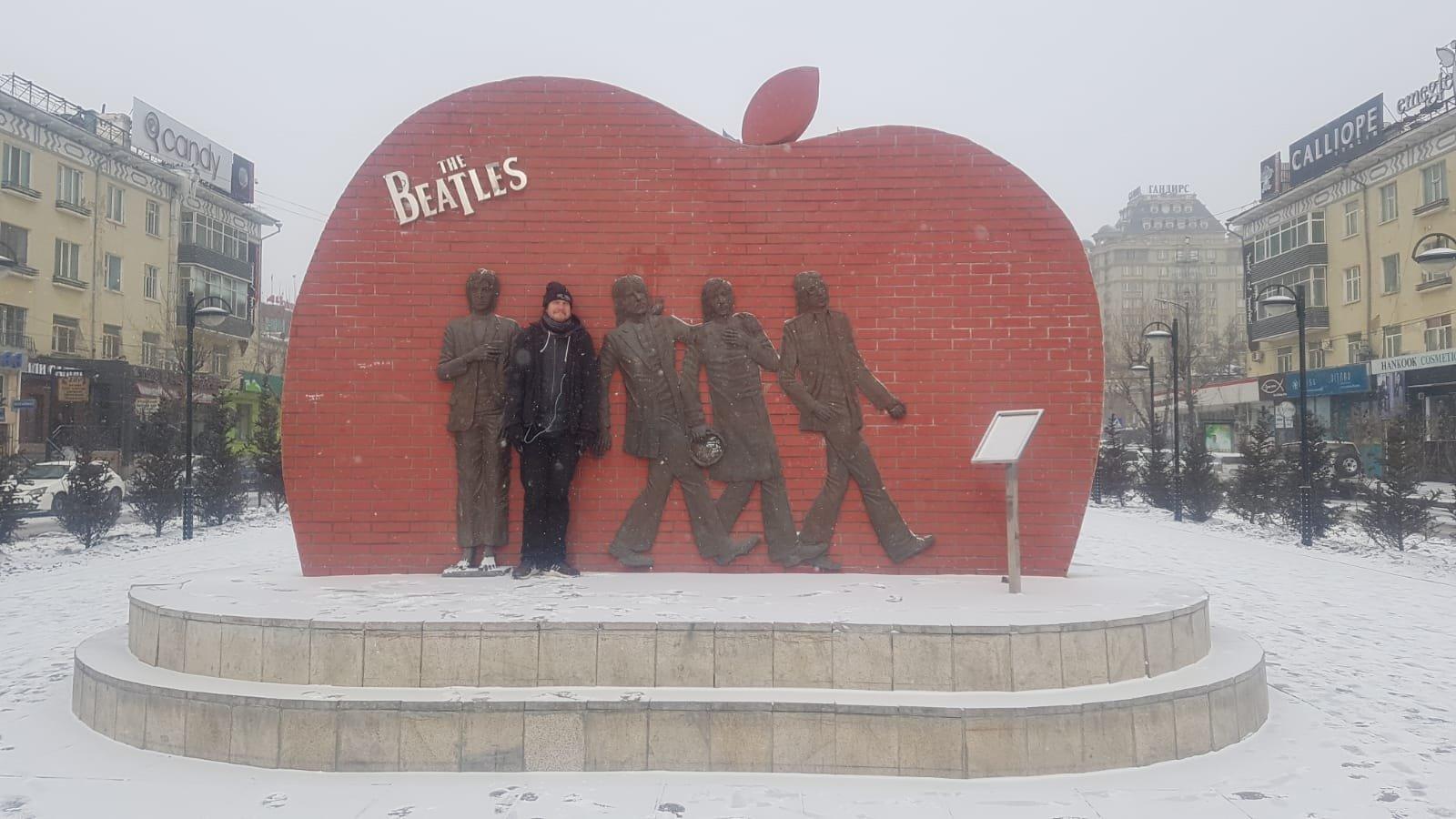 UB Beatles