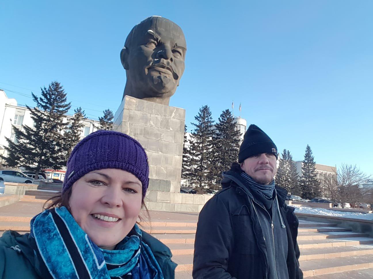 Lenin Kopf