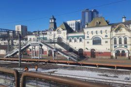 Bahnhof Wladiwostok
