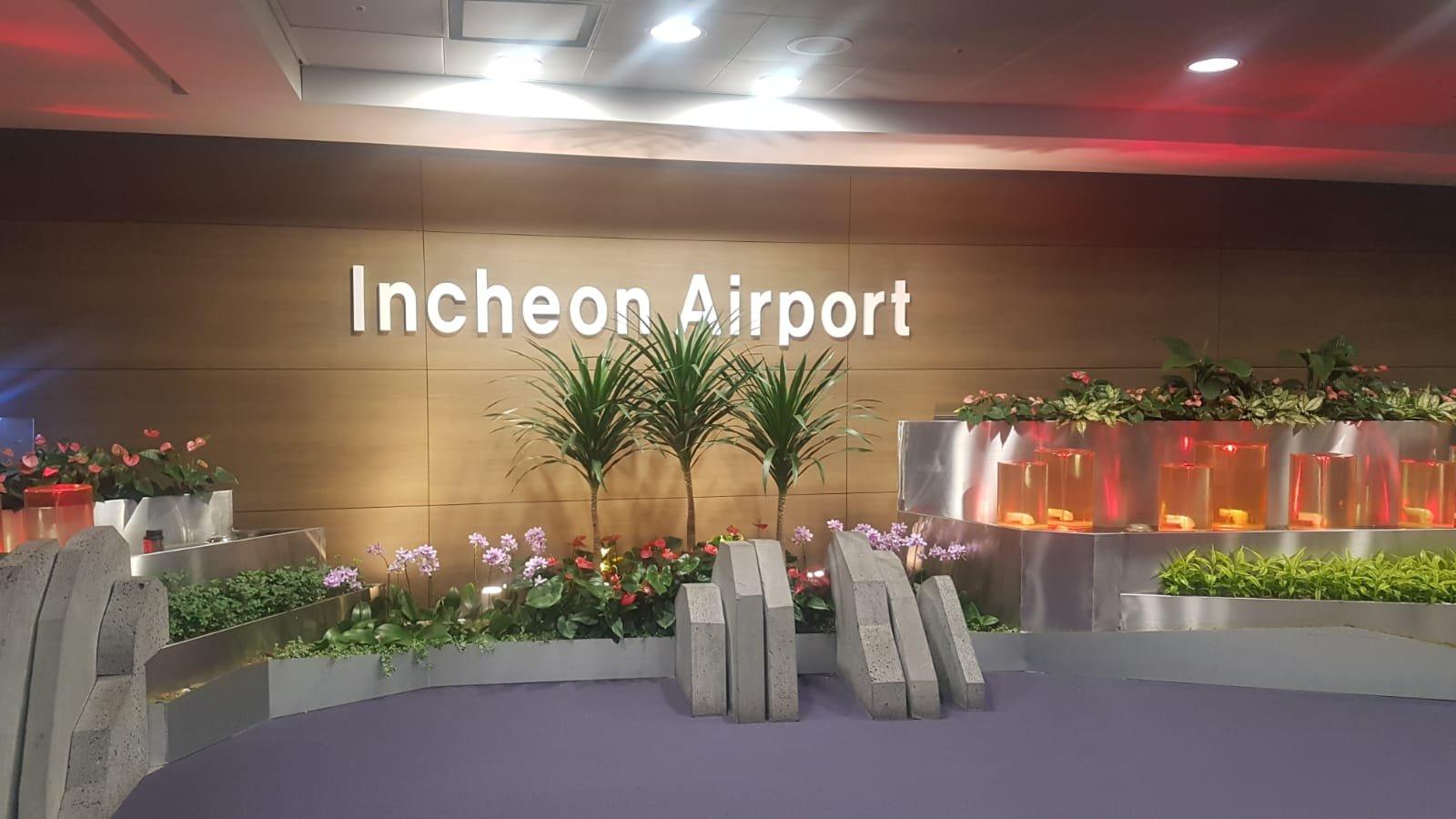 Flughafen Korea