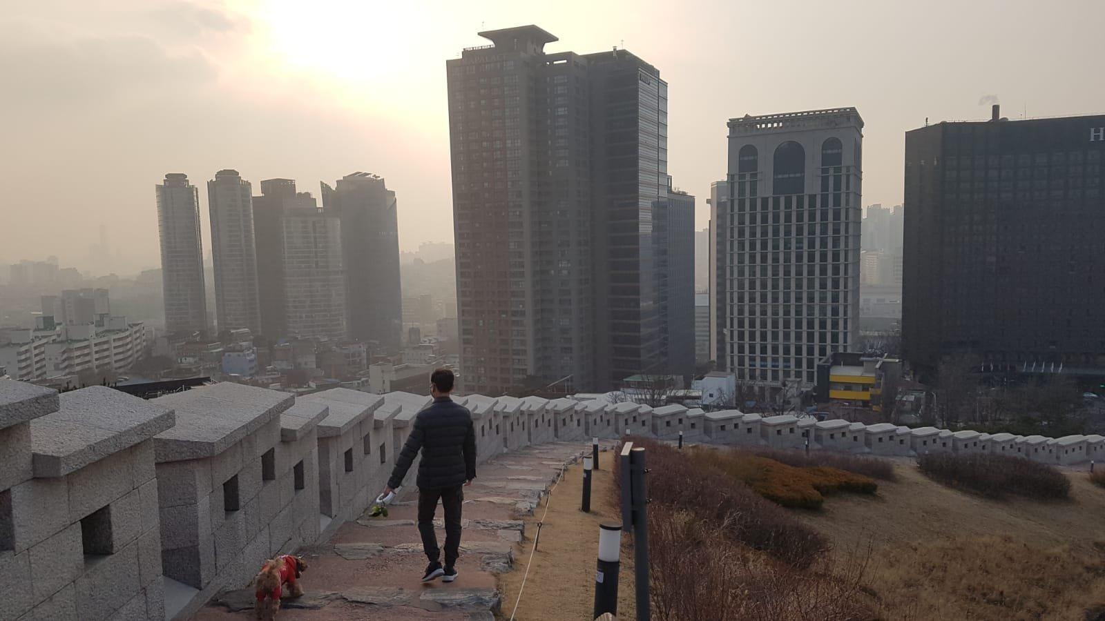 Seoul Stadtmauer