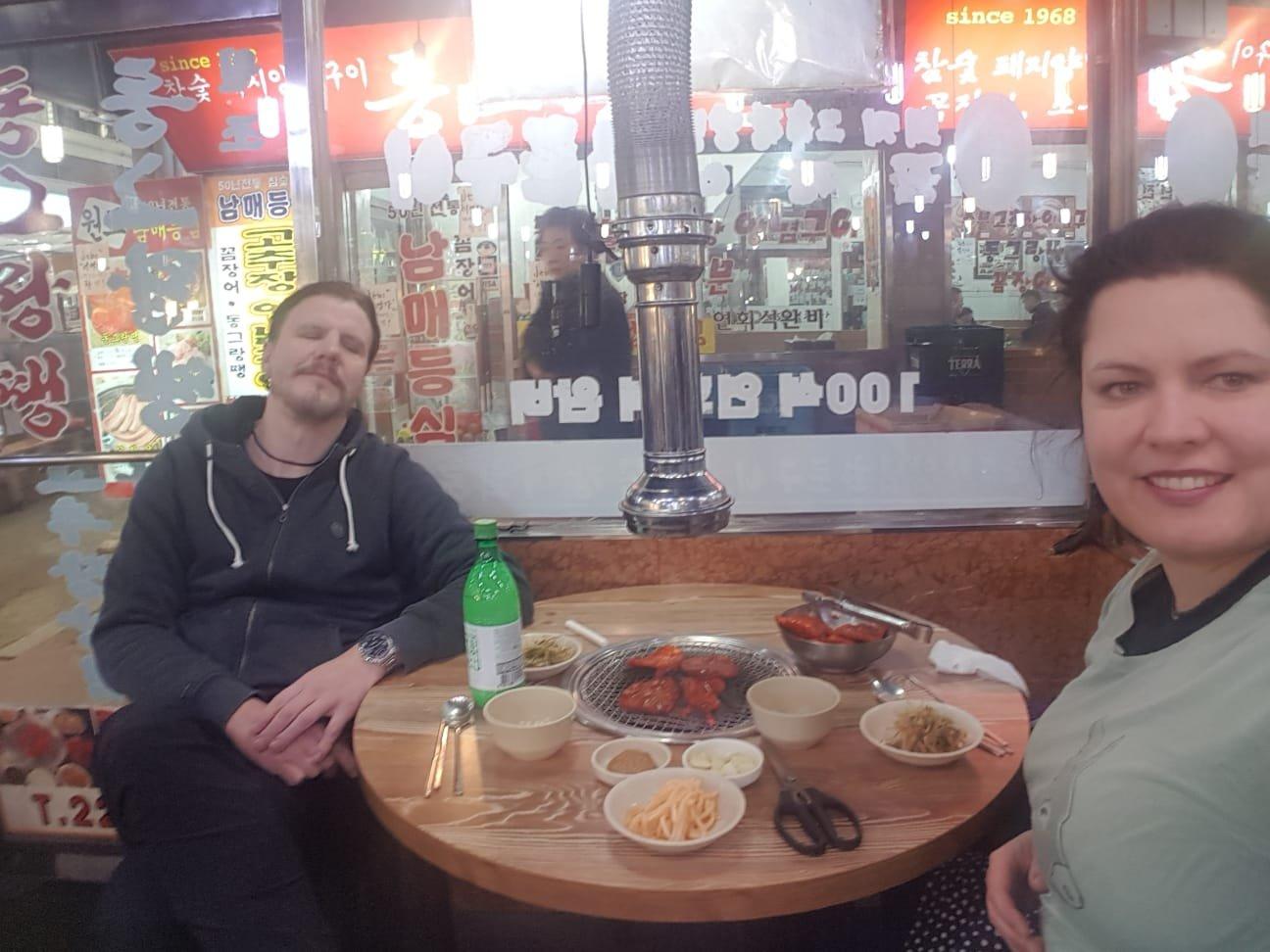 BBQ in Seoul