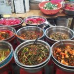Kimchi Vielfalt