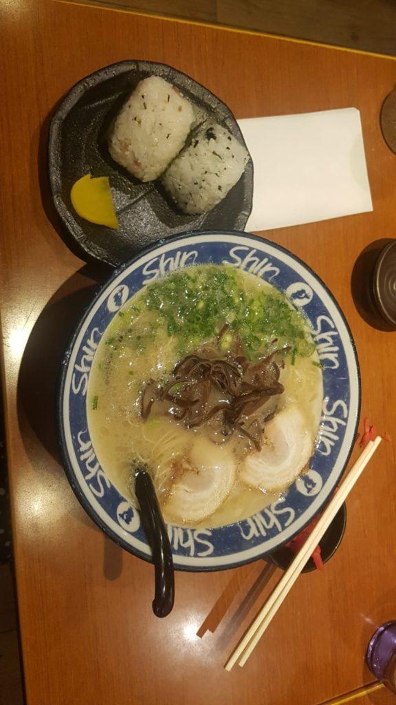 Shin Shin Ramen
