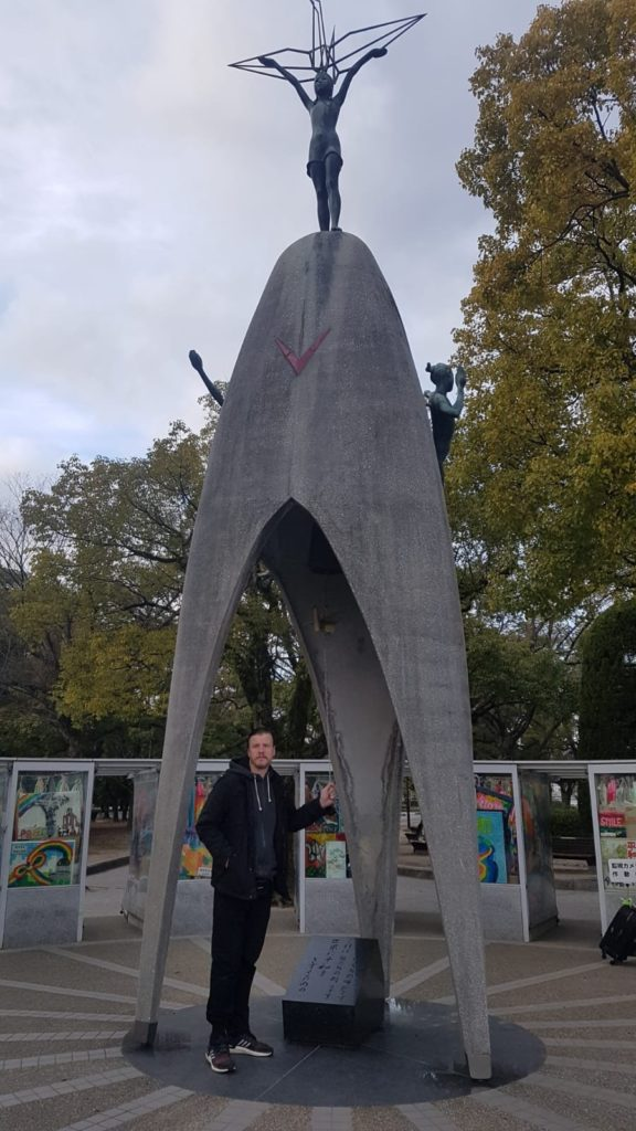 Friedenspark Hiroshima