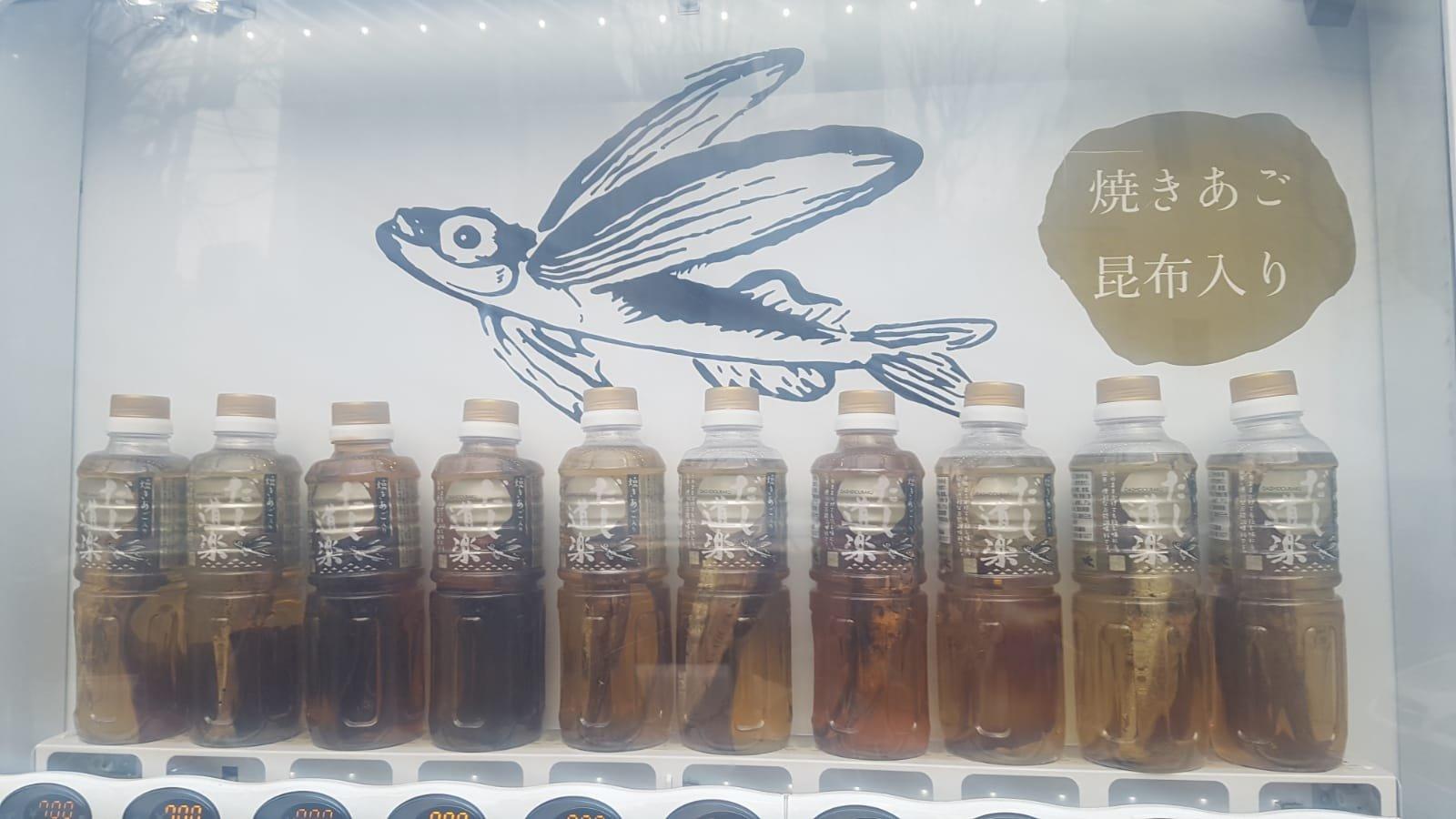 Fische im Glas?