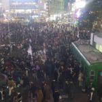 Kreuzung Tokio