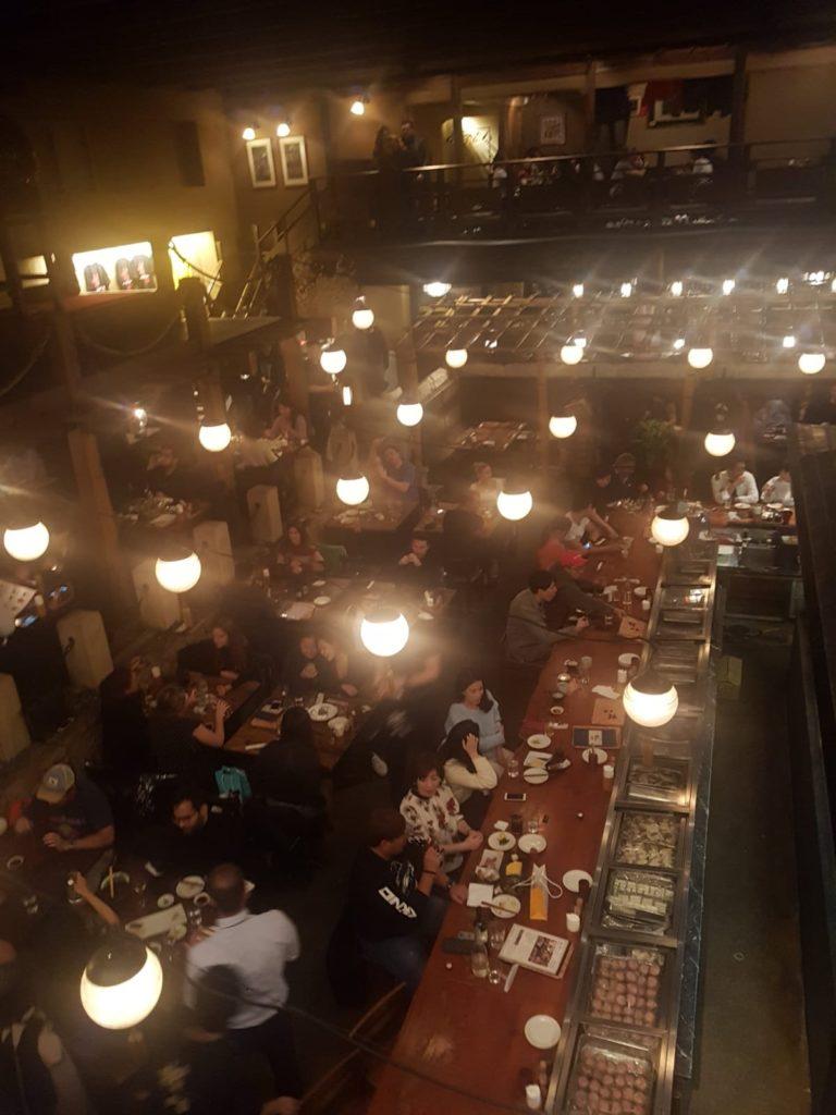 Kill-Bill-Restaurant Gonpachi