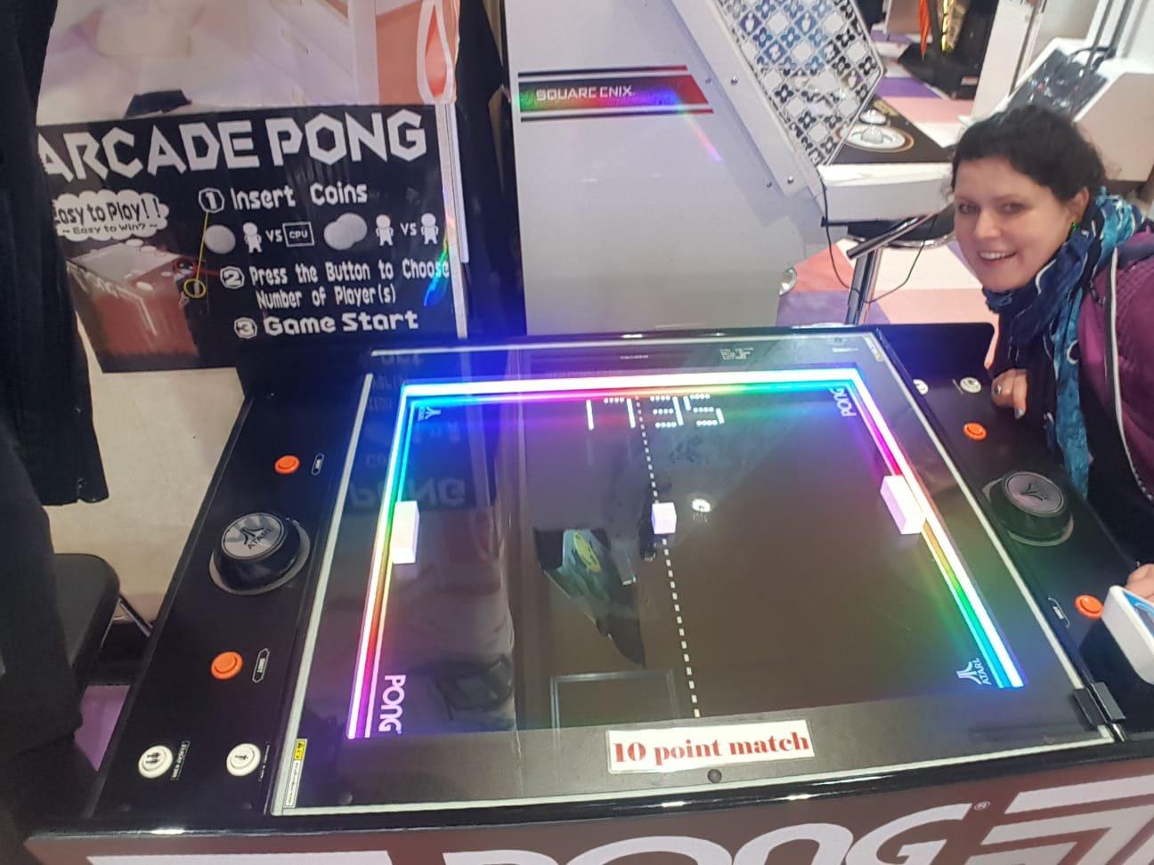 Pong Spiel