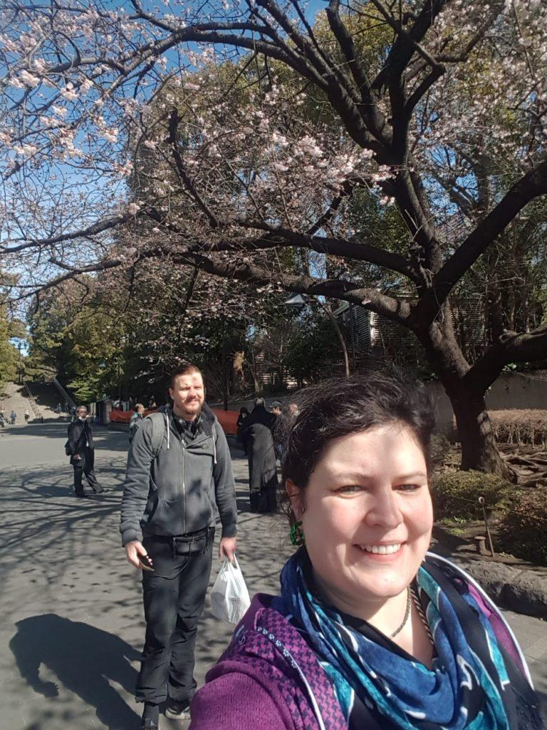 Ueno-Park in Tokio
