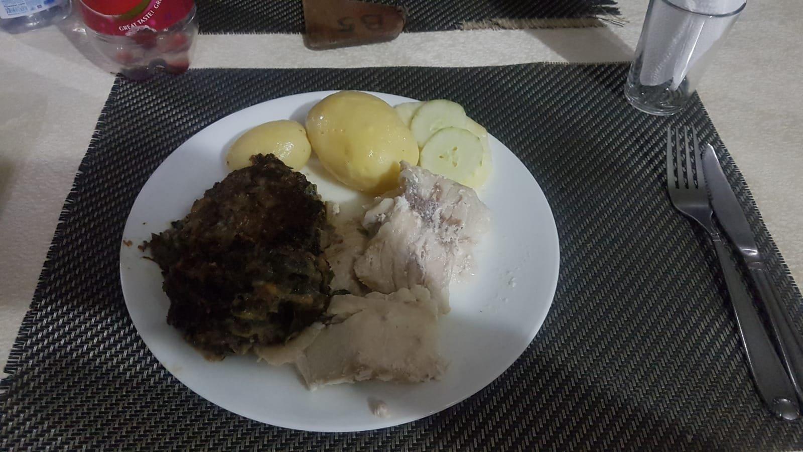 Fidschi Gemüse Burger