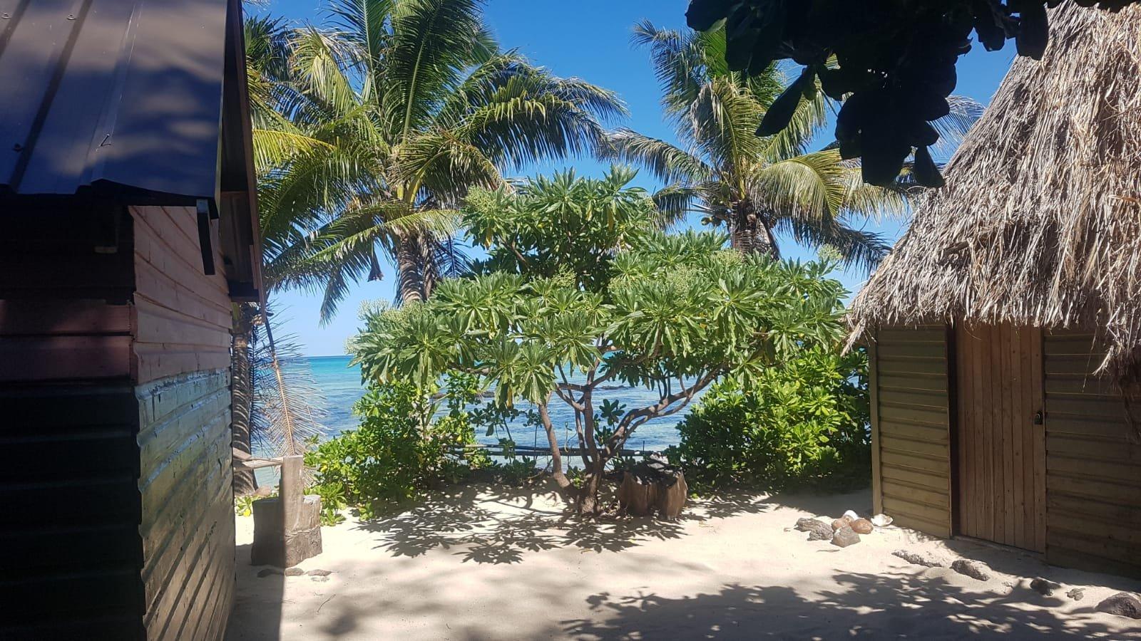Hütte auf Fidschi