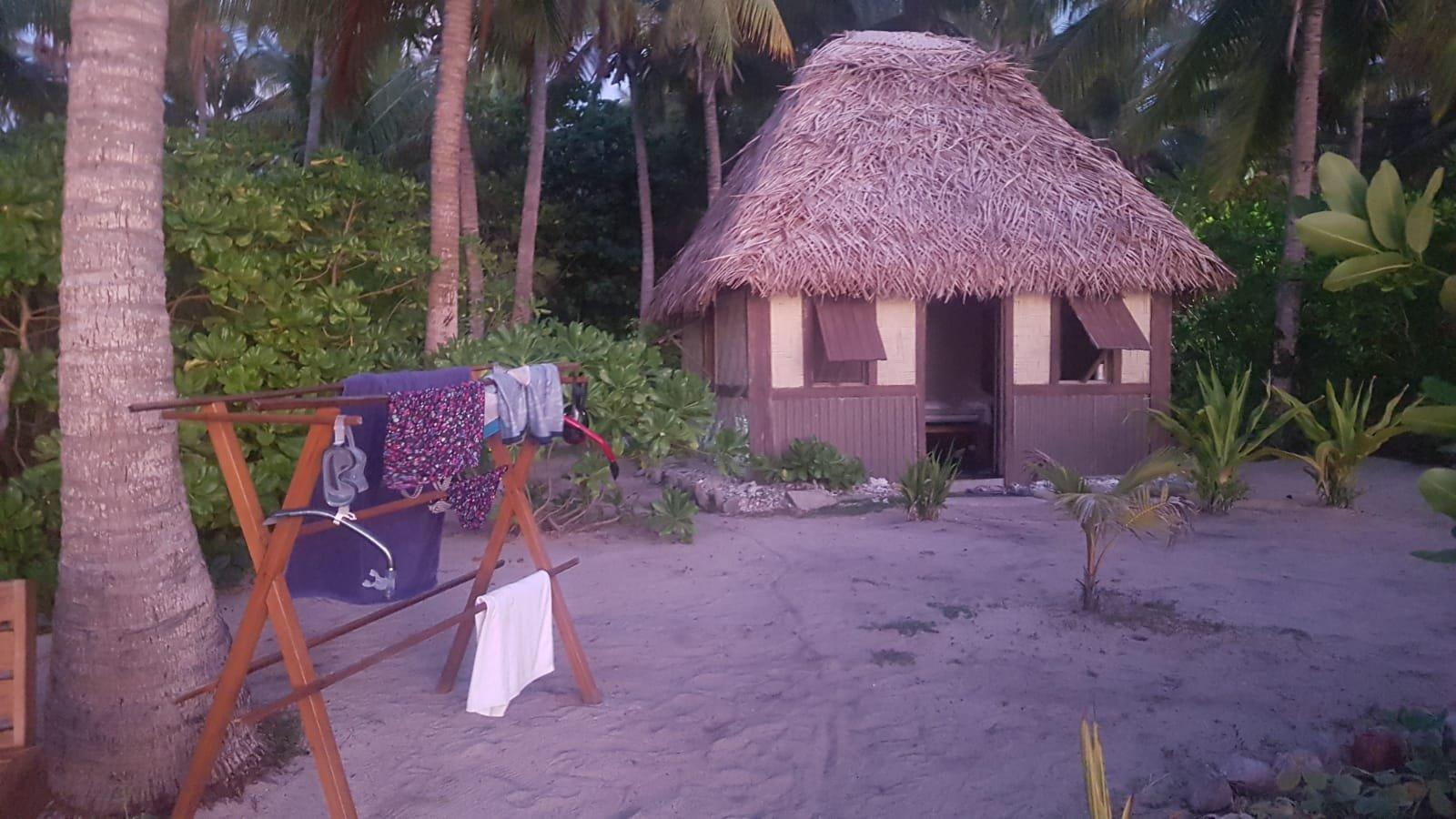 Bure Fidschi