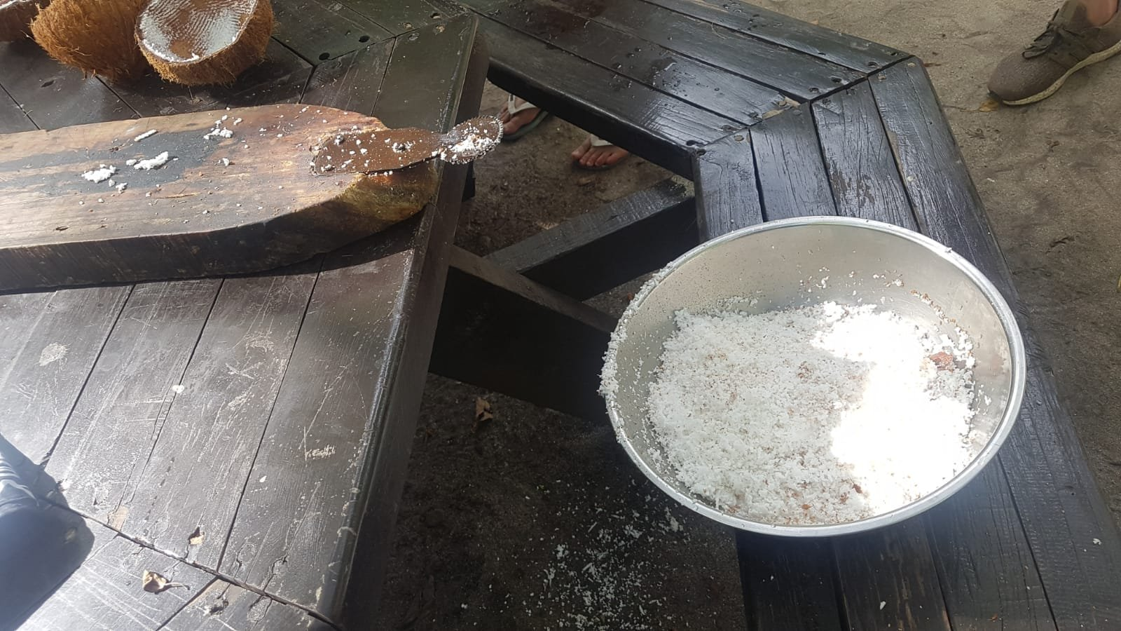 Kokos-Schäler