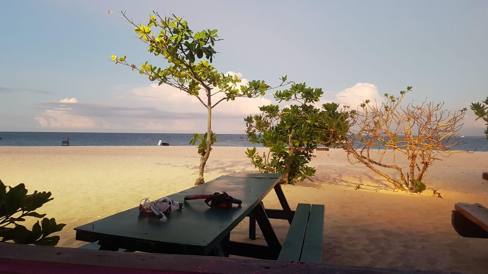 Sonnenuntergang Beach Comber
