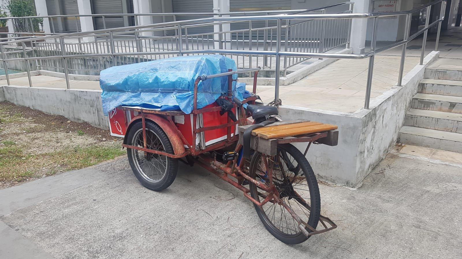 Singapur Fahrrad