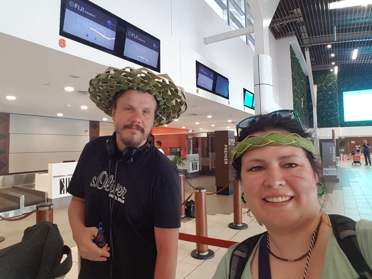 Flughafen Fiji