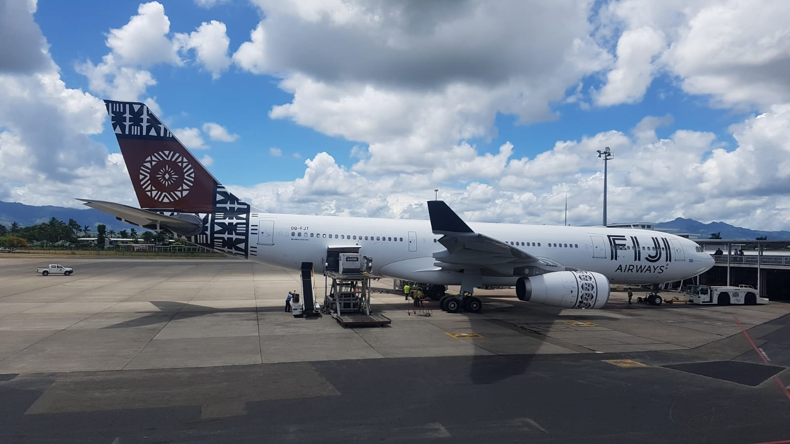 Fiji-Airlines