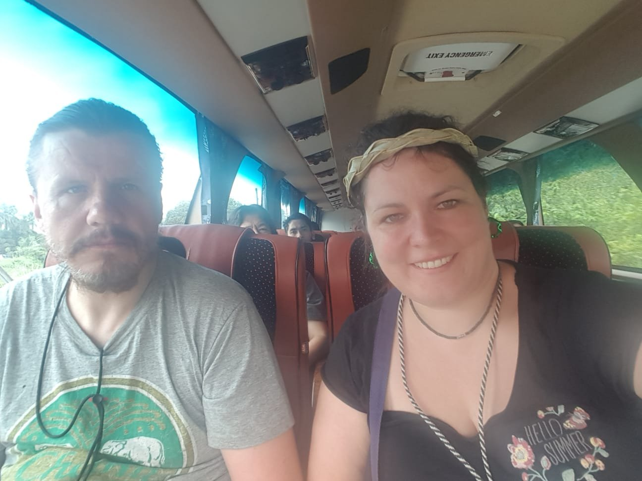 Bus Mersing