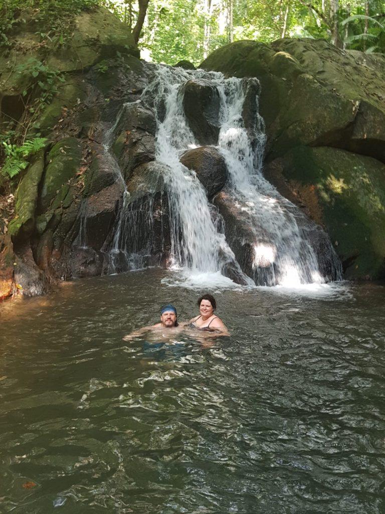 Wasserfall Tioman