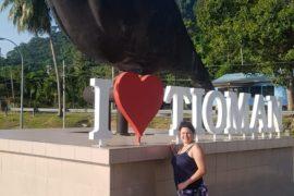 I love Tioman