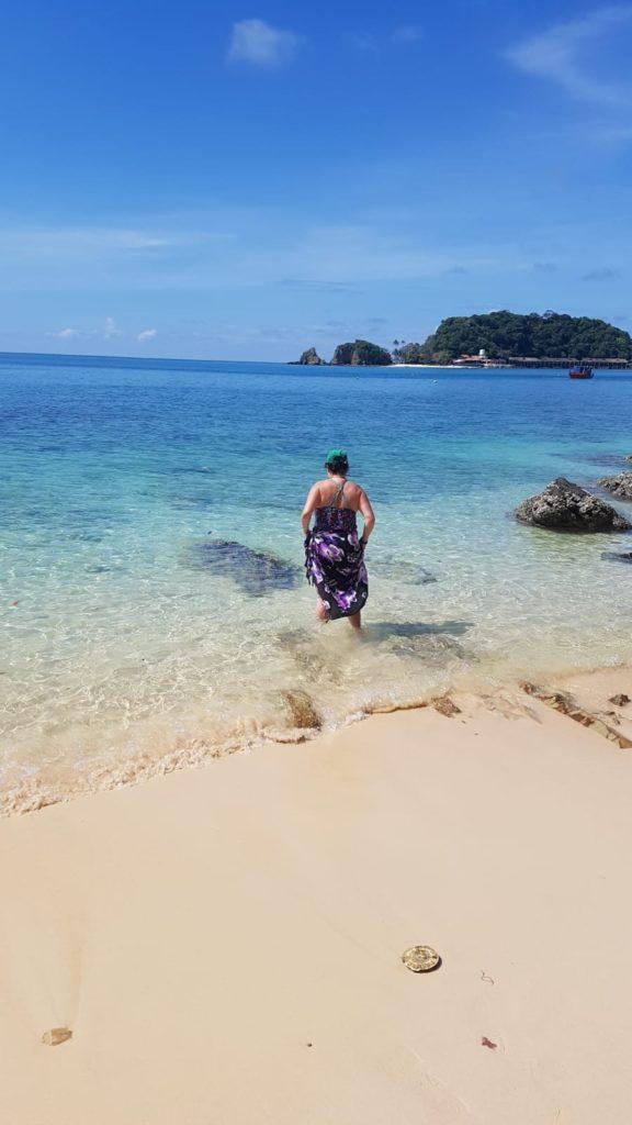 Pulau Kapas Meer
