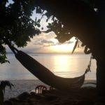 Hängematte auf Pulau Kapas
