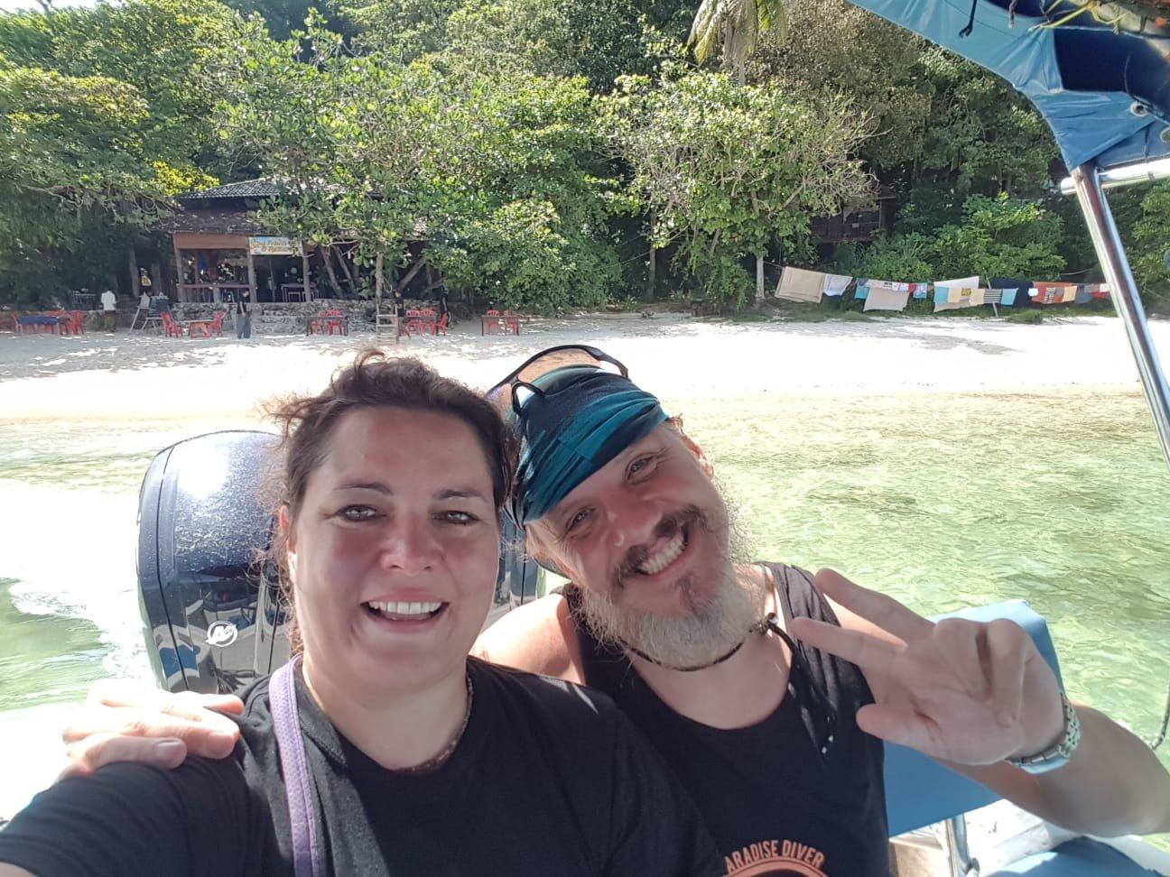 Tschüß Pulau Kapas