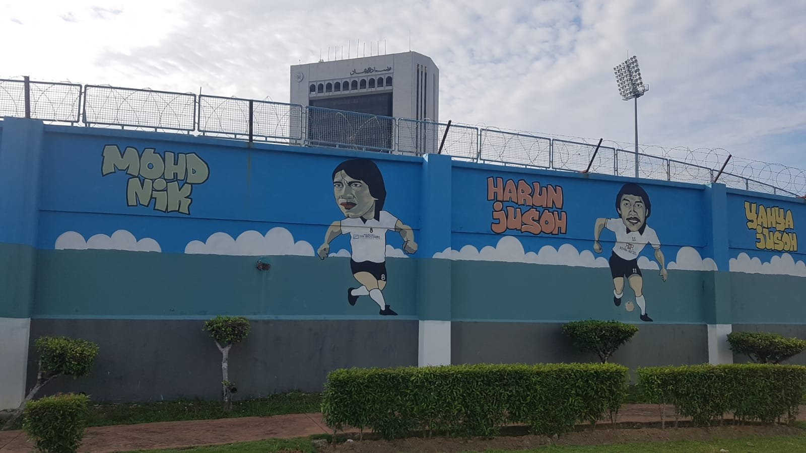 Fußballstadion Kuala Terengganu