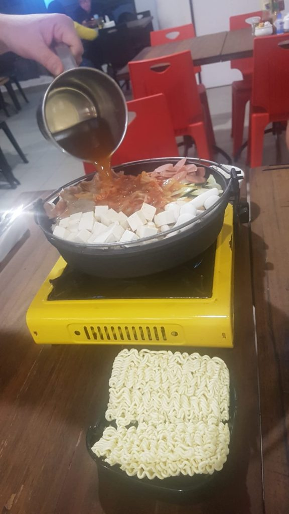 Koreanisches BBQ Tanah Rata