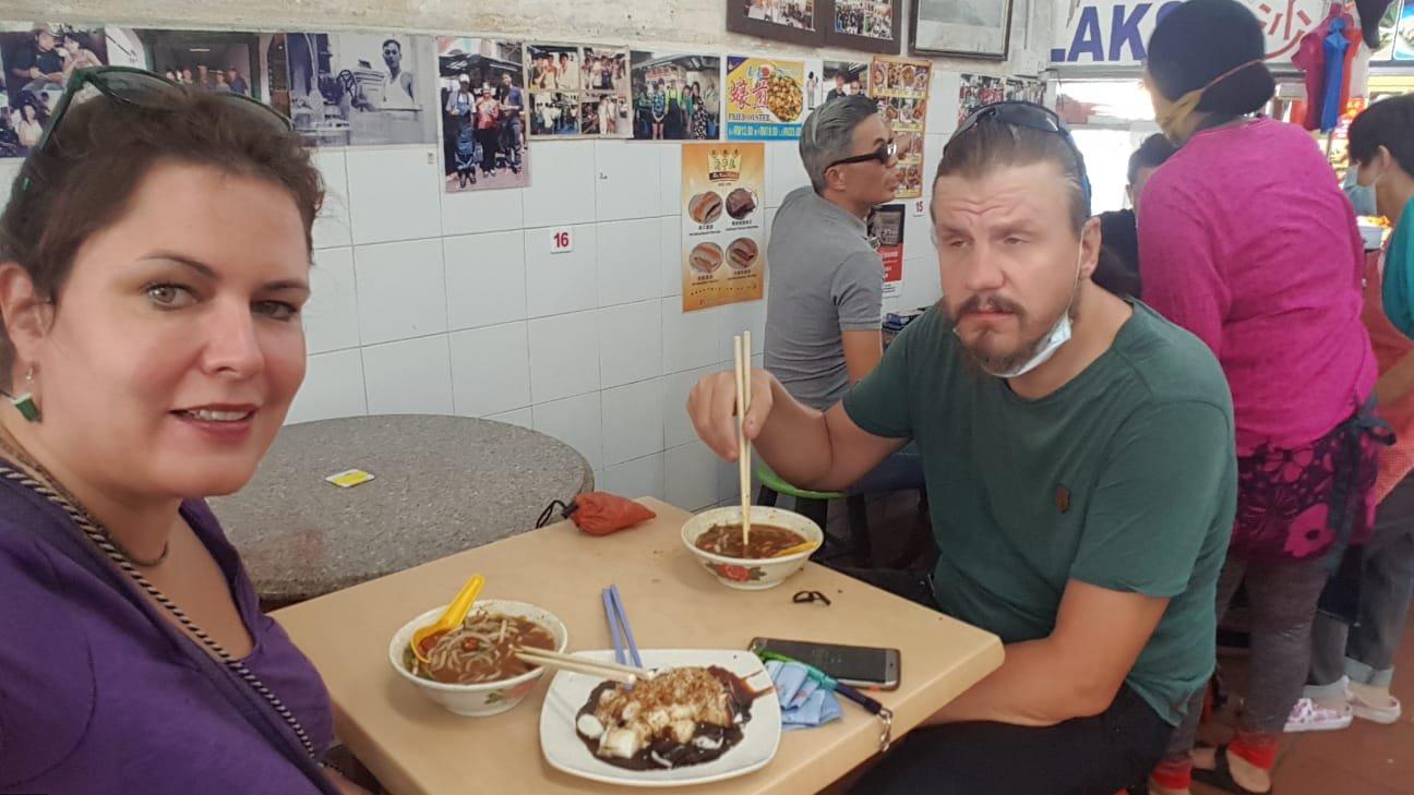Laksa in Penang