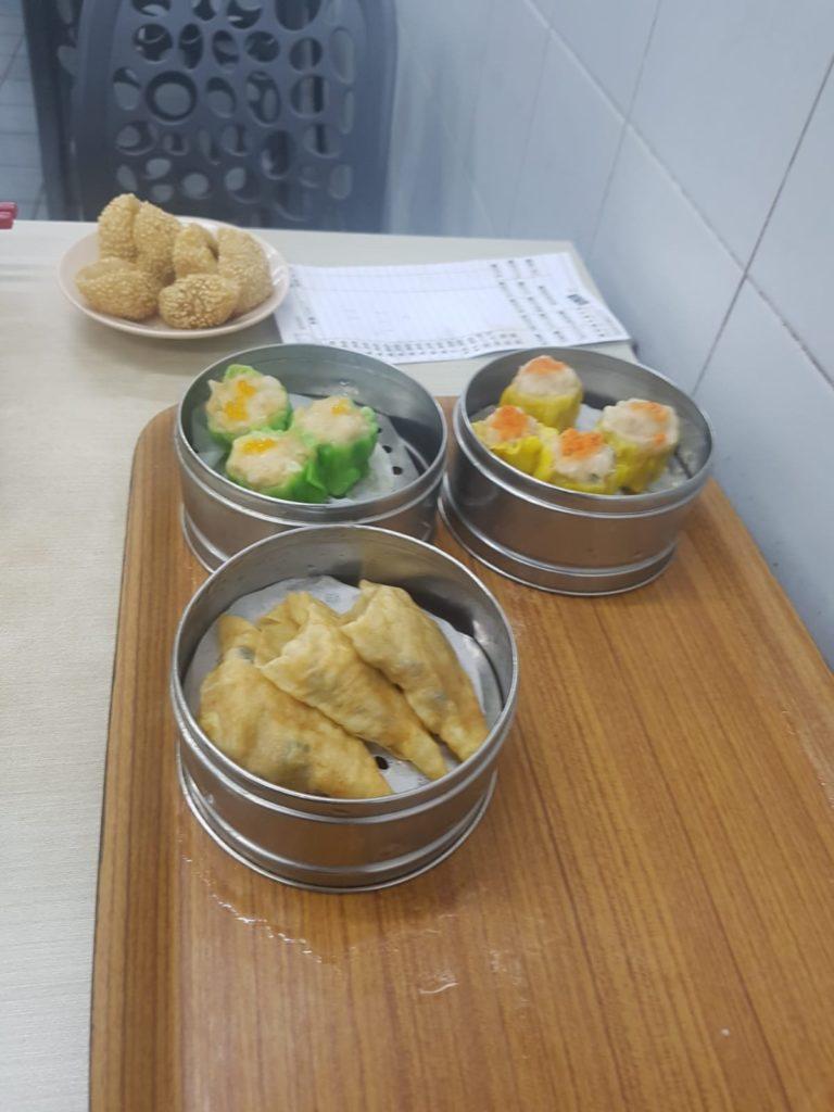 Dim-Sum in Penang