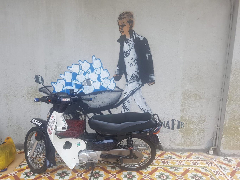 Grafitti Penang