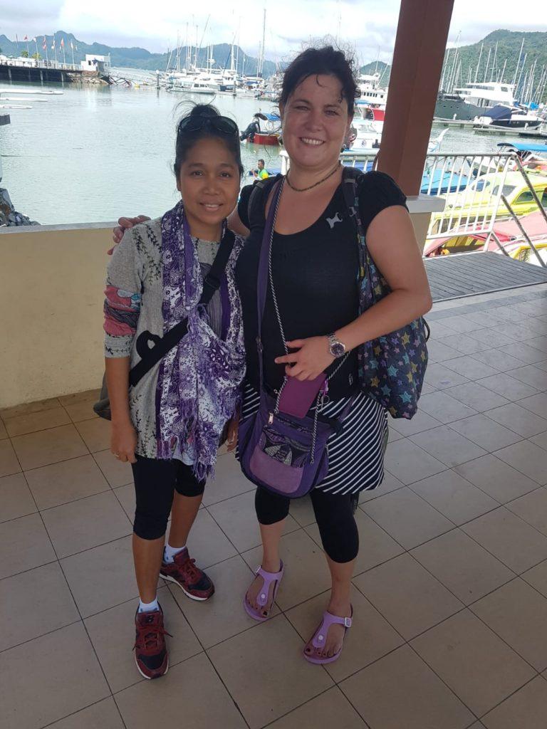 Tschüß Pulau Tuba