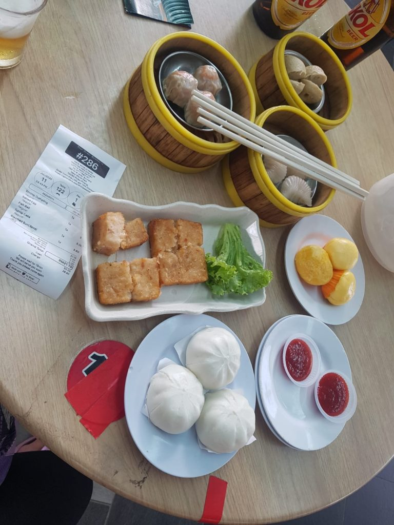 Dumplings in Penang