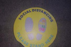 Social Distancing in Malakka