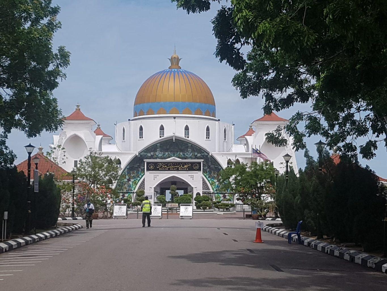 Moschee in Melakka