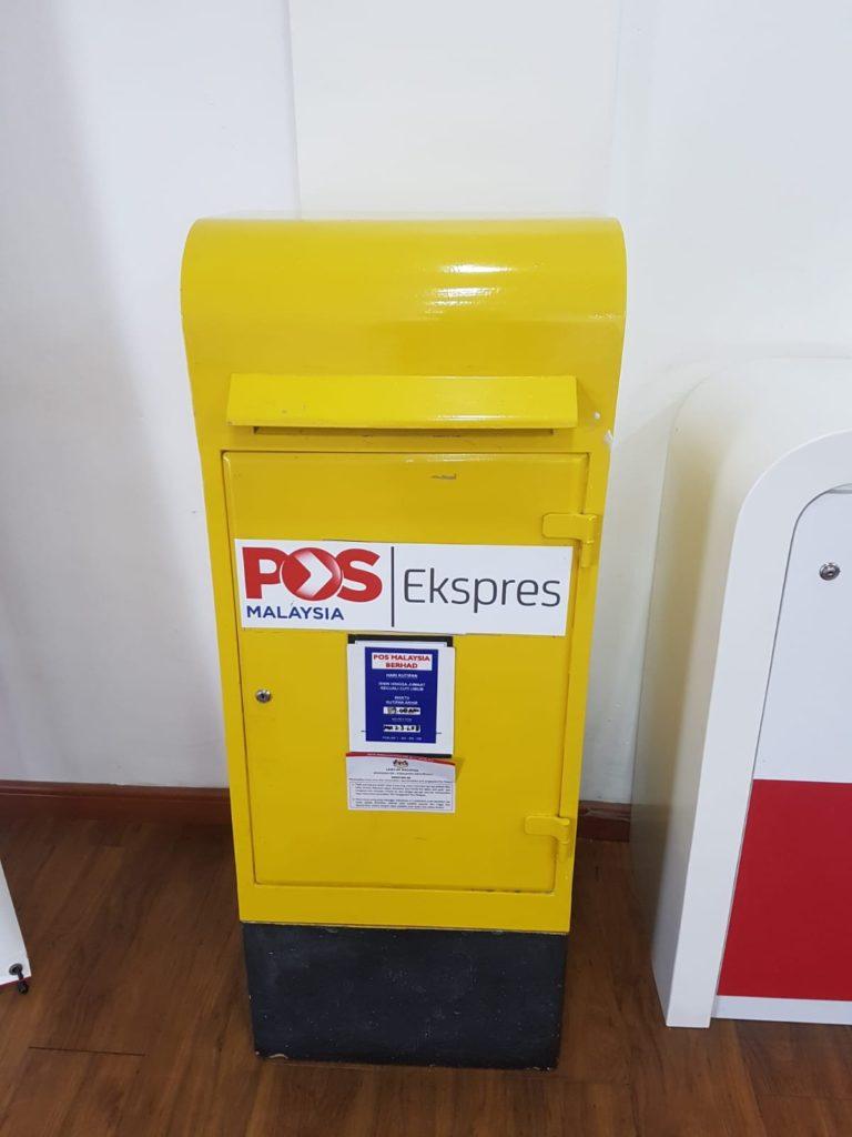 """""""Pos"""" in Melakka"""