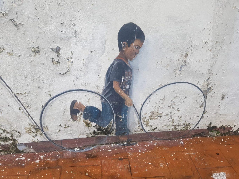 Grafitti Melakka